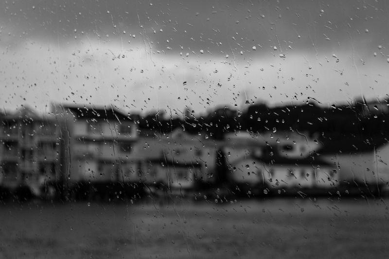 Rainy Goodbye - $50