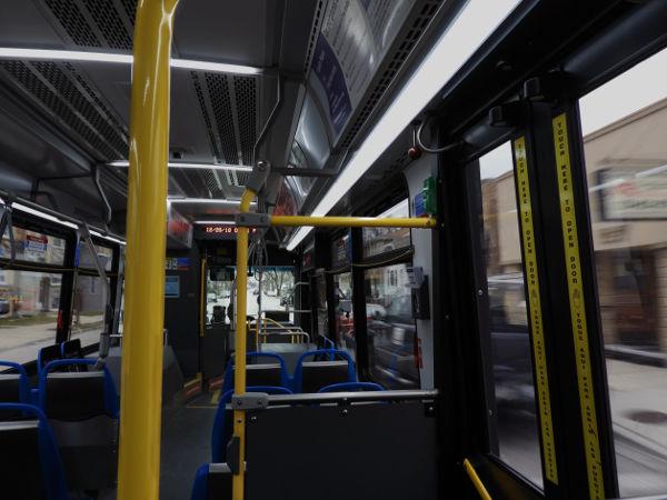 Victoria Galwas - Inside Bus